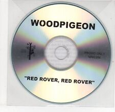 (EG869) Woodpigeon, Red Rover Red Rover - DJ CD