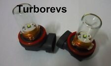 2 X 7w BRIGHT CREE LED WHITE XENON FOG LIGHT H11 BULBS AUDI A4 MERCEDES CLS