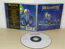 MEGADETH - RUST IN PEACE - REMASTERED - CD