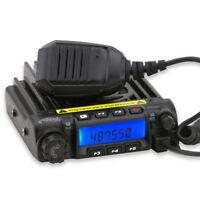 Rugged Radios RM45-U 45 Watt UHF Two Way Mobile Vehicle Radio w/ Hand Mic