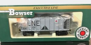 HO Bowser Exec Line LNE Lehigh New England Covered Hopper #40957 New Old Stock