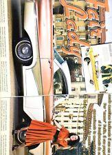 Ga40 Ritaglio Clipping del 2008 Ford Fairlane 500 1958