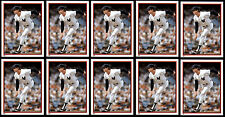 """(10) RICH """"GOOSE"""" GOSSAGE 1983 TOPPS STICKERS # 100-HALL OF FAME-N. Y. YANKEES P"""