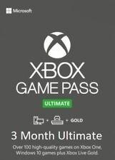 Juego de Xbox Live Gold Pass Ultimate | | 3 meses/7 X 14 días | 98 días | instantáneo