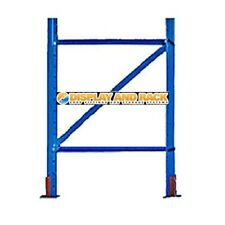 Work Bench Dexion Pallet Racking Frames 920mm H x 840mm D - Used