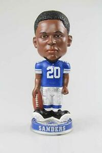 Barry Sanders Detroit Lions Knucklehead Big Head Bobblehead NFL