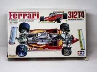 Vintage Tamiya Ferrari 312T4 1:12 Big Scale Series 23 New #12025 SEALED Parts!!
