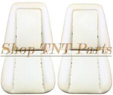 1971-1975 Chevy Truck Seat Foam Suburban Bucket Upholstery Cushions Pair  Buns