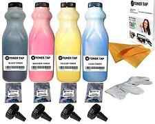 Toner Tap Refill Kit Konica Minolta BizHub C250 C252 (4pack, KCMY)