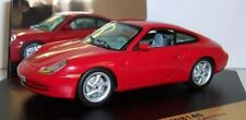 Véhicules miniatures rouge avec support pour Porsche