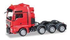 Herpa 304375-002 Man TGX XXL 640 Trattore pesante Rot
