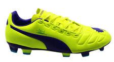 Scarpe da calcio gialli marca PUMA Numero 42