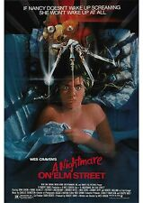 A Nightmare On Elm Street - Robert Englund - A4 Laminated Mini Movie Poster