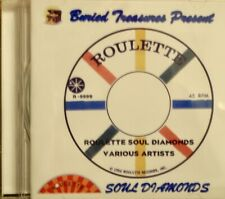 Buried Treasures Present 'ROULETTE Soul Diamonds' - 22 VA Tracks