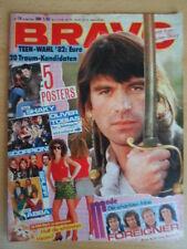 BRAVO 18 - 29.4. 1982 (1) Oliver Tobias IDEAL Inga Humpe SPLIFF ABBA-XL Poster!