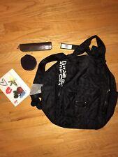 Bundle: New w tagsMarcJacobs Nylon BLACK BACKPACK:MJ journal,coin/lipstick purse