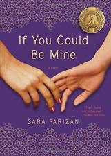 If Toi Could Sera Mine By sara Farizan Paperback Livret 9781616204556 Neuf