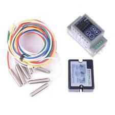 VI LED Display AC90-250V 2W Adjustable Visual Water Level Controller with Sensor