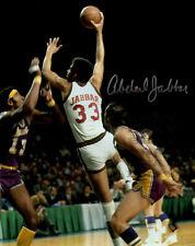Milwaukee Bucks KAREEM ABDUL-JABBAR Signed Autographed 8x10 photo Reprint