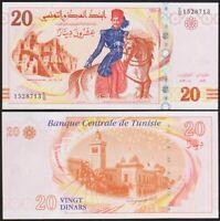 20 DINARS 2011 TUNISIE / TUNISIA [NEUF / UNC] P93b