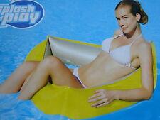 Cooler Schwimmsessel--gelb--bestway--Chill wave--Pool Lounge--Badespass!!