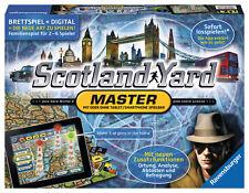 Ravensburger Familienspiel Detektivspiel Scotland Yard Master 26602