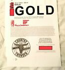 Country Thunder Arizona 4-Day Reserved Gold Row 7, Seat 9 - PDF Ticket