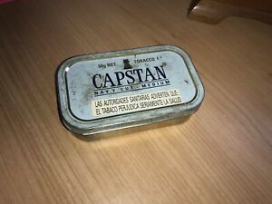 Players Medium Navy Cut Vintage Tobacco  Tin