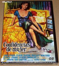 CONFIDENCIAS DE MUJER / THE CHAPMAN REPORT George Cukor - English Español -Preci