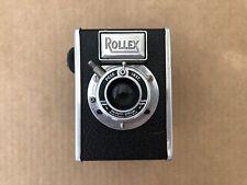 Rollex Box Camera - 120mm Medium Format Film Camera - Made In France 1950