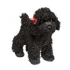 "Douglas Toys Gigi Black Poodle, 8"""