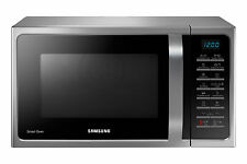 (c.sh) Samsung Mc28h5015cs Microonde Grill Ventilato 28 Lt.