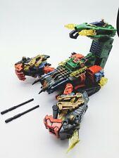 Transformers 2004 Scorponok Figure - Energon Combat Class - Complete w/ Missiles