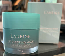 Laneige Lip Sleeping Mask 20g (Mint Choco) Full Size New In Box
