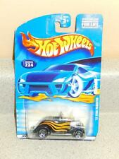 HOT WHEELS- '33 FORD ROADSTER- NEW ON CARD- L37