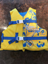 Kidder South Beach Surf School Type III PFD vest for Youth by Ski Pro