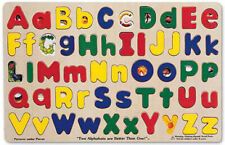Melissa & Doug Md47 Upper and Lowercase Alphabet