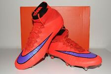 Nike Mercurial Superfly IV Football Boots UK 7.5 US 8.5 Vapor
