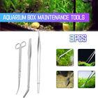 Aquarium Tank Aquascaping Tools Aquarium Scissor Tweezers Tool Stainless Steel