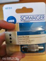 Schwaiger KST 25 S Koax Buchse