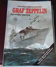 GRAF ZEPPELIN-THE GERMAN AIRCRAFT CARRIER-BY S.BREYER-SCHIFFER MILITARY HISTORY