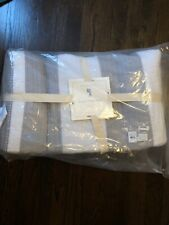 POTTERY BARN KIDS Rugby FULL QUEEN QUILT - NEW