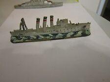 Antique 1900 Toy Ship S.M.S EMDEN German Navy WWII Slush/Lead Mold BarclayManoil