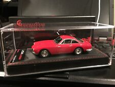 1/43 BBR Ferrari 250 GT Lusso CDL209 Rosso Corsa #25/75 n MR AMR NEW SOLD OUT