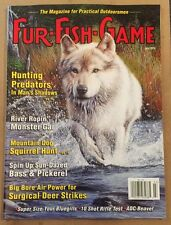 Fur Fish Game The Magazine For Practical Outdoorsmen July 2015 FREE SHIPPING!