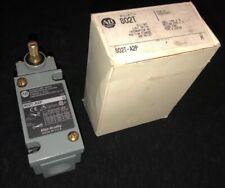 New Allen Bradley 802T-A2P Oiltight Limit Switch