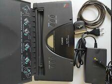 Stampante PORTATILE Canon BJC-70  - PERFETTAMENTE FUNZIONANTE con adattatore USB