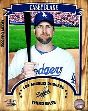 """Casey Blake """"Los Angeles Dodgers"""" MLB Licensed Unsigned 8x10 Glossy Photo A1"""