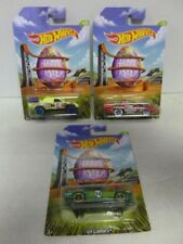 Hot Wheels Happy Easter Lot of 3 Toyota, Firebird, Camaro