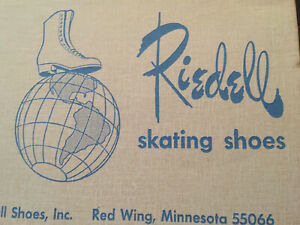 Riedell Figure Ice Skates size 2